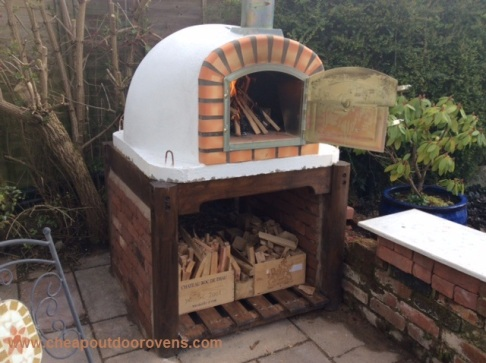 happy pizza oven customer 15 b