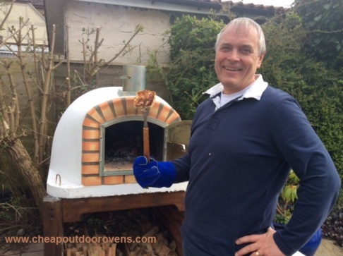 happy pizza oven customer 15a