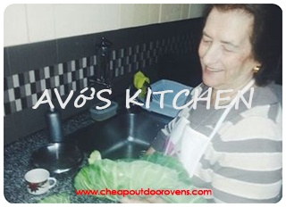 Avós kitchen Blog